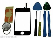 Touch Glass Screen digitizer replacement part for iphone 3GS LCD Display + Tools