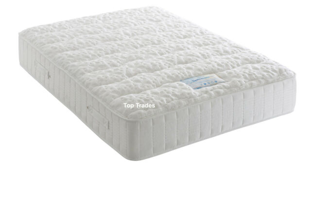 competitive price 68780 78315 SENSACOOL 1500 POCKET SPRUNG SPRING MATTRESS SINGLE DOUBLE KING SUPER SIZE  ORTHO