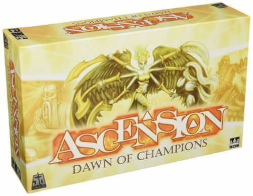 Ascension Dawn of Champions Board Game Card Stoneblade Ent SBE008 Factory Sealed