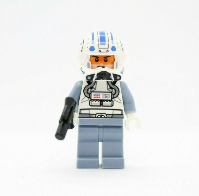 LEGO Star Wars 8088 Mini Figure Captain Jag Minifig