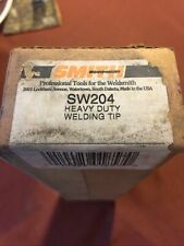 Smith Sw204 Welding Brazing Torch Tip Nozzle Wh200 Sw1 Heavy Duty Miller