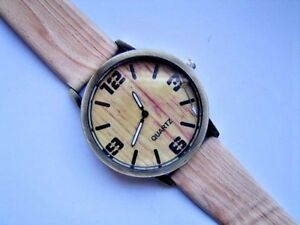 SALE  Very Unusual Smart Wood Effect Quartz Watch - Sunderland, United Kingdom - SALE  Very Unusual Smart Wood Effect Quartz Watch - Sunderland, United Kingdom