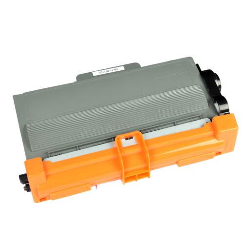 1PK TN750 Toner Cartridge For Brother HL-5470DWT HL-6180DW HL-6180DWT DCP-8110DN
