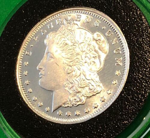 Morgan Dollar Quarter 1//4 Troy Oz .999 Fine Silver Round Coin Medal Eagle USA