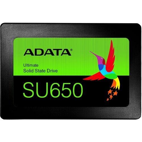 Adata Ultimate SU650 ASU650SS-120GT-R 120 GB Solid State Drive - 2.5  Internal -