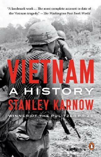 1 of 1 - Vietnam, a History by Stanley Karnow