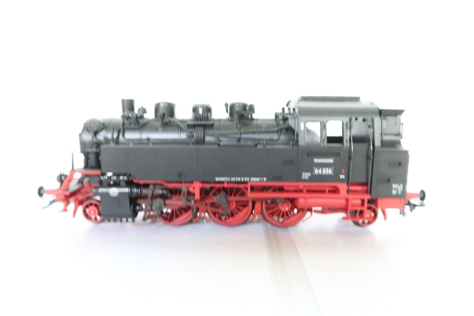 Digital   HO/AC 39644 a Vapore Locomotiva Locomotiva Locomotiva Br 64236 dB Sound  da/34-149s9/2  9459d7
