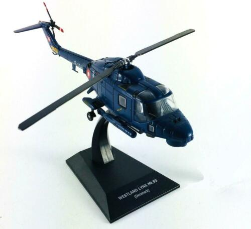 WESTLAND LYNX MK.90 DENMARK HEL27 Altaya Helikopter 1:72 New in blister!