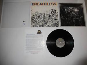 Breathless-Nobody-Leaves-1st-039-81-Mint-USA-Analog-Press-ULTRASONIC-Clean