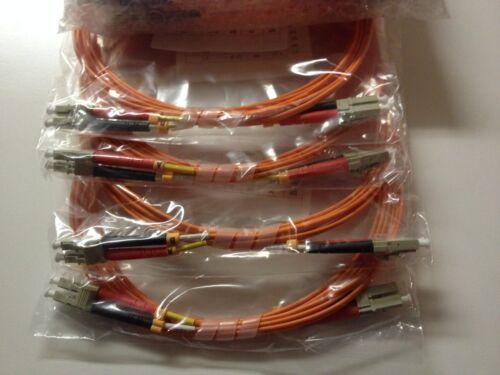 8439 1M LC-LC DUPLEX 62.5//125 OM1 MULTIMODE FIBER OPTIC CABLE,FIBER PATCH CABLE
