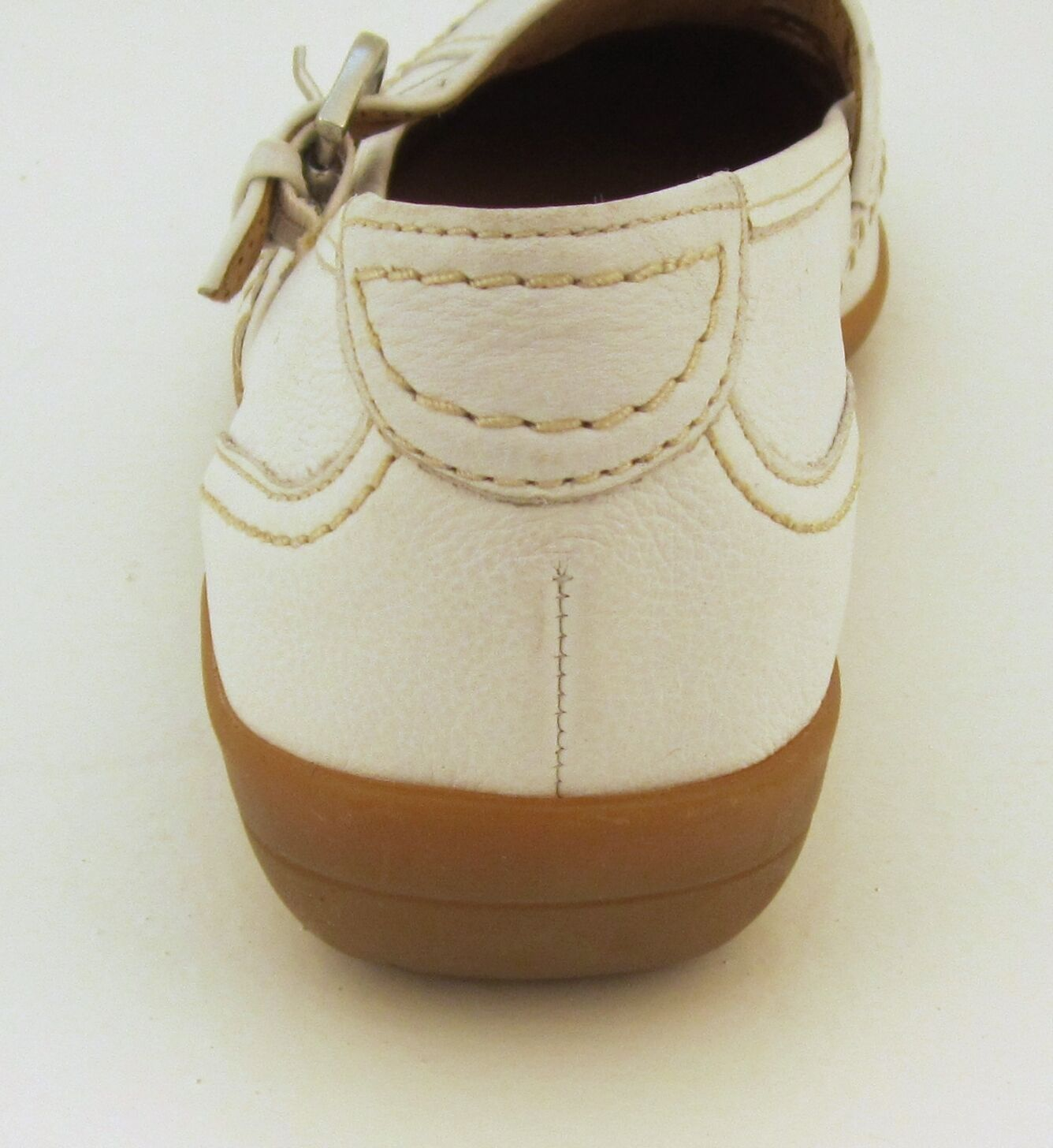 BASSE TG GABOR Slipper comfort echt Leder rohweiss TG BASSE 5 = 38 Larghezza: G d3832c