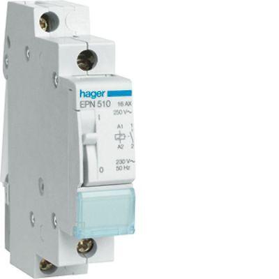 Hager EPN510 Stromstoßschalter 1 Schliesser 230V
