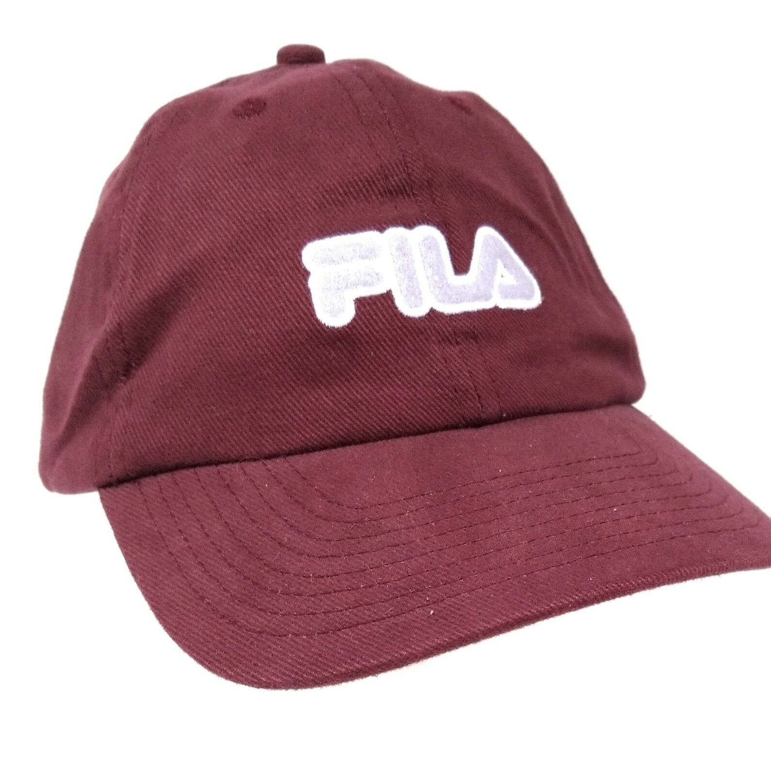 FILA Fitted Hat Baseball Style Cap Hat Fitted /w Embroided Logo 291e00
