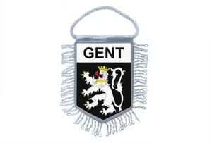 Mini-banner-flag-pennant-window-mirror-cars-country-banner-ghent-belgium-genk