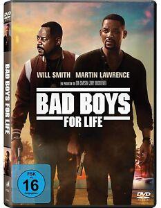 Bad Boys-parte: 3-FOR LIFE [DVD/Nuovo/Scatola Originale] Will Smith e Martin Lawrence