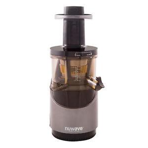 NuWave-Nutri-Master-Fruit-amp-Vegetable-Cold-Press-Slow-Masticating-Juicer-Machine