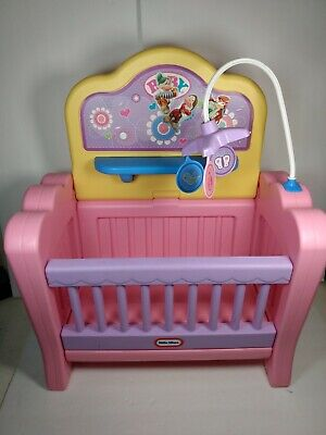 Bed 4 In 1 Baby Born Nursery Play Set