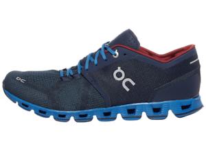 On Cloud X Men Running shoes, Mightnight  Cobalt