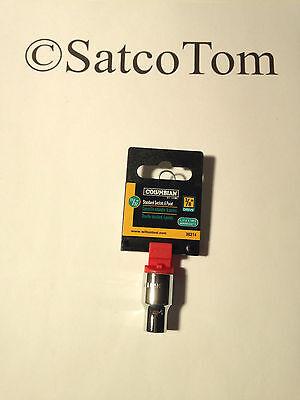 "Columbian By Wilton 30MM Standard Socket 1//2/"" Drive 6-Point 36483"