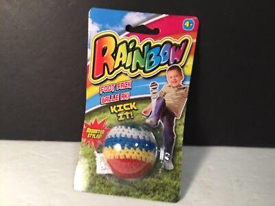 Hacky Sack Guatemalan Tribal Ball Guate Kick Bags Multi-Colored Hackey 2