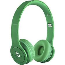 -*BRAND NEW*/- Beats by Dr. Dre - Solo HD On-Ear Headphones - Drenched in Green