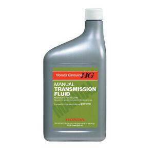 Genuine Honda Manual Transmission Fluid Quart Size 08798 9031 Ebay