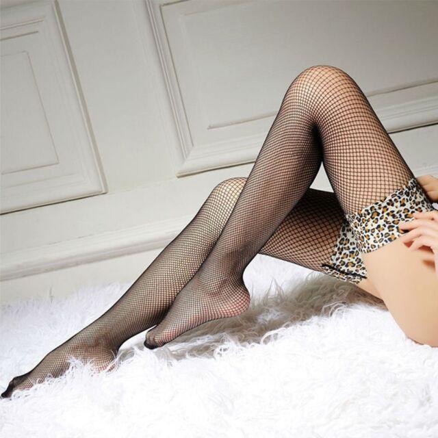 Lady Girls Thigh High Socks Sexy Stockings Over Knee Scoks Mesh Suspenders