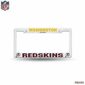 Rico Industries NFL Washington Redskins Bling Chrome Plate Frame
