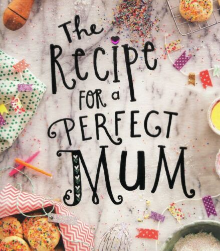 The Recipe For A Perfect Mum Mother/'s Day Card Greeting Cards