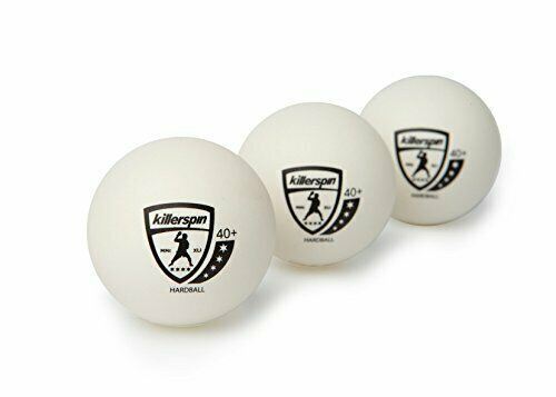 Killerspin 4-star 40 Ping Pong Balles Nouveau standard en plastique ABS 40 mm Table Tenni