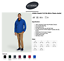 Uneek-Classic-Full-Zip-Micro-Fleece-Jacket-Casual-Work-Wear-Extra-Warm-Mens-TOP thumbnail 3