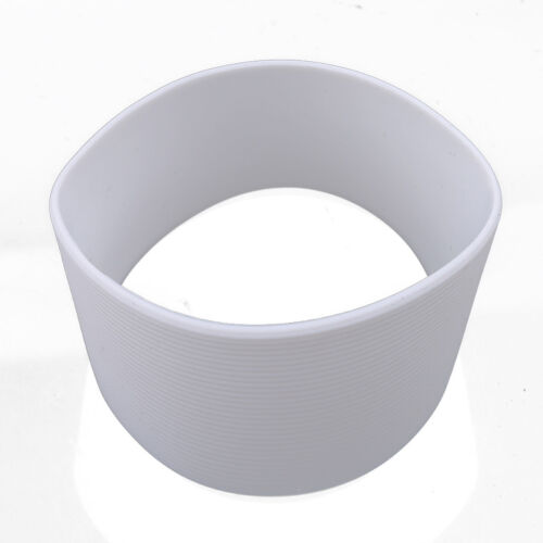 5 Colors Silicone Round Non-slip Water Bottle  Cover Mug Cup Sleeve LD