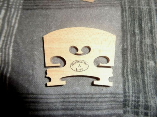 4//4 Full Size Maple Fiddle Violin Bridge