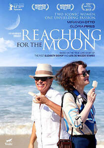 Reaching for the Moon (DVD, 2014) New/Sealed
