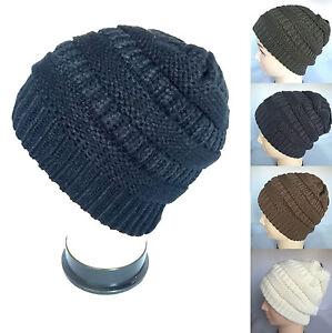 065863b51f5 winter warm 2 layers fleece lined kids children boys girls knitted ...