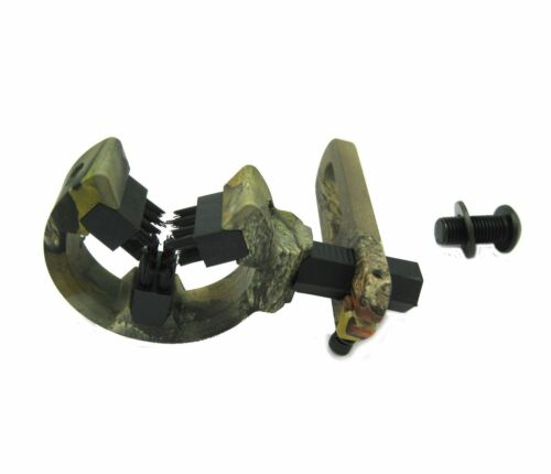 Archery Arrow Rest camo Octane Hostage Whisker Capture LH or RH Camouflage