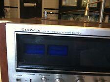 Vintage Pioneer SX737 Receiver In Fair Condition