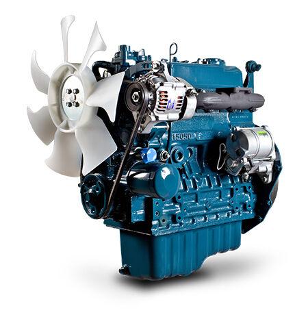 Kubota V1505 4 Cylinder sel Engine for sale online   eBay