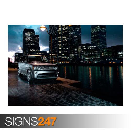 0566 Picture Poster Print Art A0 A1 A2 A3 A4 RANGE ROVER SPORT Car Poster