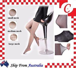 Lady Women's Mesh Net Fishnet Stockings Jacquard Pantyhose Waist High Tights New