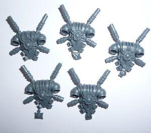 Acheter Pas Cher Grey Knights Strike Squad Interceptor Téléporteur Sacs à Dos X 5 – G1214-afficher Le Titre D'origine