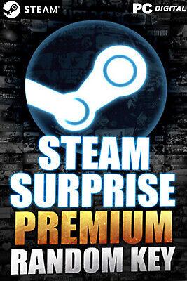 Random Steam Premium Key - Steam Surprise Premium Digital ...