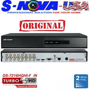 Hikvision-DVR-Turbo-DVR-HD-TVI-4-8-16-Channel-1080P-TVI-AHD-CVBS-IP-ORIGINAL