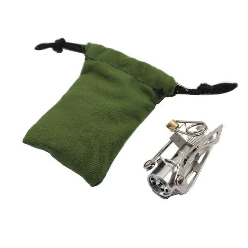 Portable Outdoor Alloy Camping Stove Survival Furnace Mini Picnic Pocket Stove