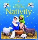 Usborne Lift-the-flap Nativity by Felicity Brooks (Hardback, 2003)