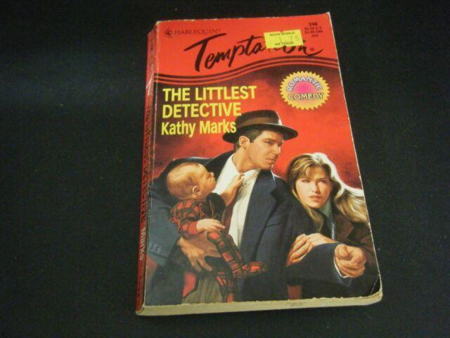 Harlequin Temptation: The Littlest Detective by Kathy Marks (1996, Paperback)