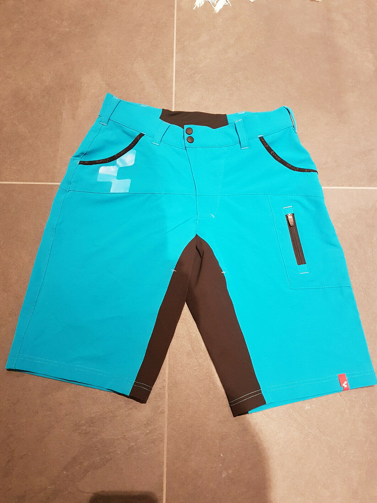 Cube MOTION Shorts Herren Gr. M   10938 Blau