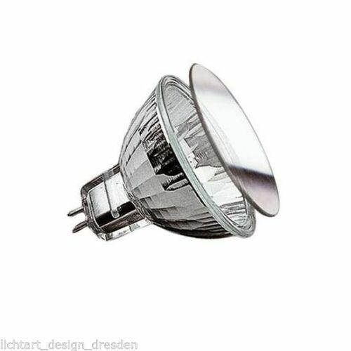 TIP 830.26 Eco Halogen KLS Reflektor BAB flood 20W GU5,3 Silber 83026