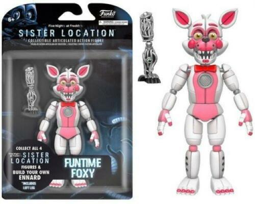 * Nouveau Funko 13742 Five Nights at Freddys figurine FNAF FT Foxy