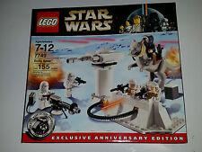 Lego 7749 Star Wars ECHO BASE TaunTaun HAN SOLO Minifigs SNOWTROOPER Hoth Empire